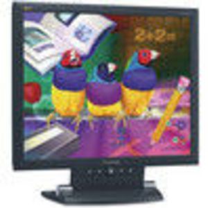 ViewSonic 17-in. LCD Monitor