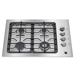 Kenmore Elite Gas Cooktop