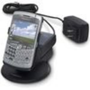 Blackberry 8300 North American Power Station Plus Extra Battery Charger