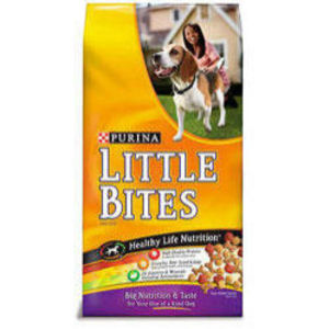 Purina Little Bites Dry Dog Food