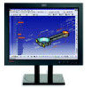 IBM ThinkVision L200p 20 inch LCD Monitor