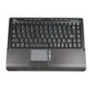 Siig Wireless Multi-Touchpads Mini Keyboard (JK-WRO312-S1)