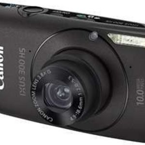 Canon - IXUS 300 HS Digital Camera