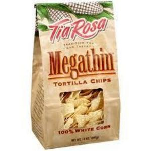 Tia Rosa - Megathin Tortilla Chips