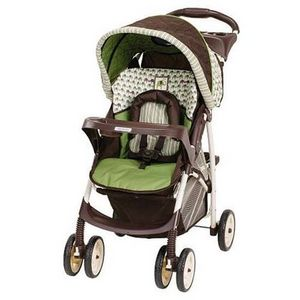 Graco LiteRider Stoller in Pippen Collection
