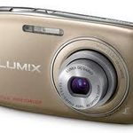 Panasonic - Lumix DMC-S1 Digital Camera