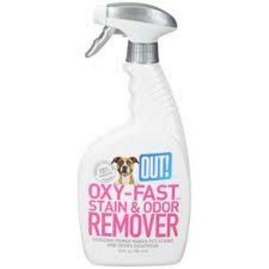 Out Oxy-Fast Stain and Odor Remover