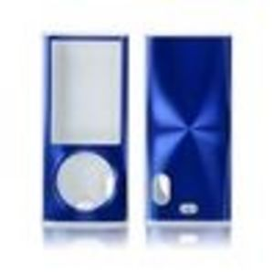 BoxWave Corporation Apple iPod nano 5th Generation Metalligance Case (Super Blue)