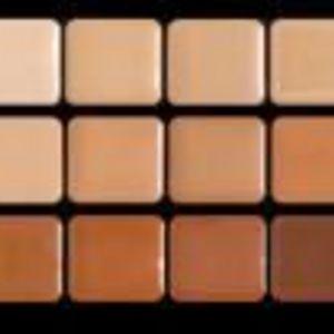 Graftobian Hi-Def Glamour Creme Super Palette WARM