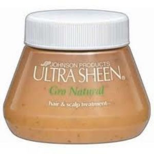 Ultra Sheen Gro Natural Hair and Scalp Treatment