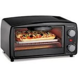 Proctor Silex 4-Slice Toaster Oven Broiler Model