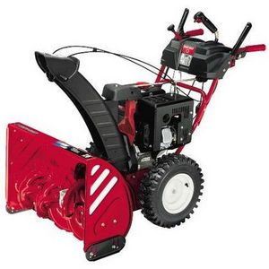 "Troy-Bilt 28"" Storm Deluxe Two-Stage Snow Thrower 31AH64Q"