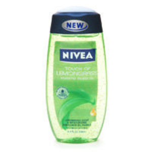 Nivea Hydrating Shower Gel, Touch of Lemon Grass