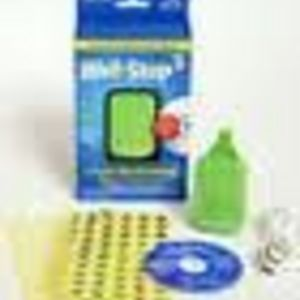 PottyMD WET-STOP3 Bedwetting Alarm with Sound/Vibration