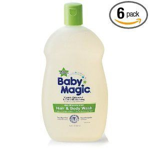 Baby Magic Blossom Hair and Body Wash