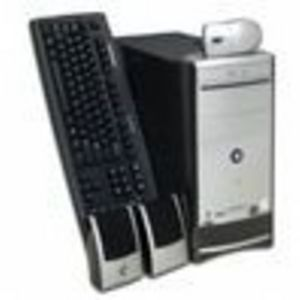 eMachines AMD Sempron 3100+ 1.8GHz 256MB DDR 80GB HDD DVD-ROM/CD-RW Combo Drive Window PC Desktop Computer