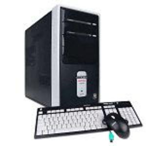 HP Compaq Presario SR1803WM (#ABA) PC Desktop Computer