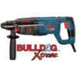 "Bosch 11255VSR 1"" SDS-plus D Handle Bulldog Xtreme Rotary Hammer"