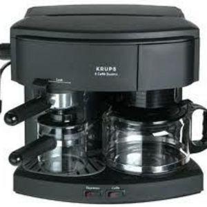 Krups IL Caffe Duomo Espresso and Coffee Machine