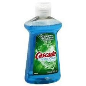 Cascade Crystal Clear Rinse Agent