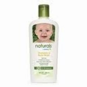 Safety 1st Naturals Shampoo & Body Wash