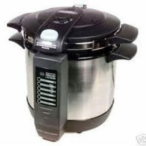 Cook's Essentials Pressure Cooker 782-6701