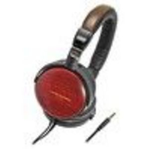 Audio-Technica - Premium Wooden Portable Headphones