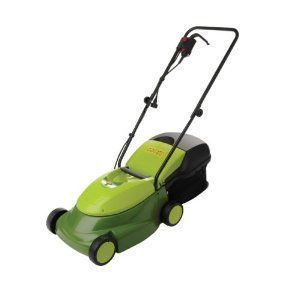 Sun Joe -RM 14-Inch 12 Amp Electric Lawn Mower with Grass Catcher