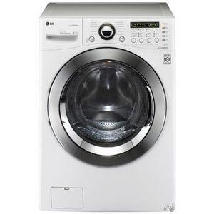 LG Extra Large Capacity Front Load Washer
