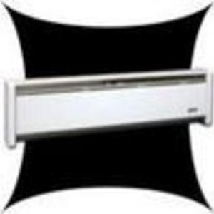 Cadet Manufacturing The EBHA Softheat EBHA750-8W Electric Baseboard Heater