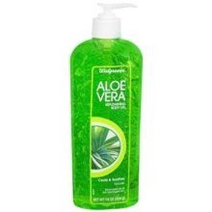 Walgreens Aloe Vera Gel