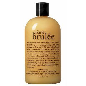 Philosophy Creme Brulee Shampoo, Shower Gel & Bubble Bath