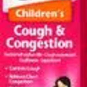 Pediacare Children's Cough & Congestion