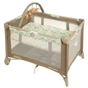 Graco Pack n Play - Animal Time