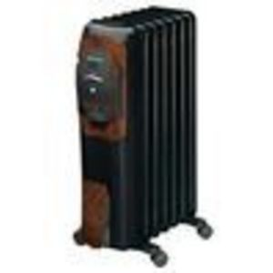 Honeywell HZ-710 Oil Filled Electric Radiator Heater