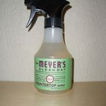 Mrs. Meyer's Clean Day Counter Top Spray - Snap Pea Scent