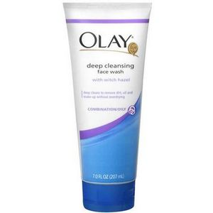 olay deep cleaning facial
