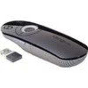 Targus Laser Presentation Remote - Laser - USB - Black, Gray Remote Control (AMP13US)