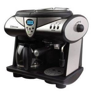 Emerson Combo Coffee & Espresso Maker