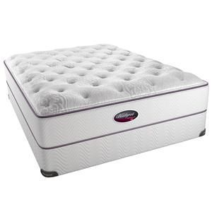 Simmons  Beautyrest Anniversary Kamilah Pillow Top Mattress