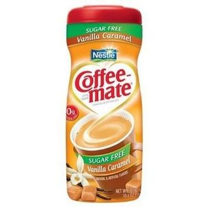 Nestle Coffee-Mate Vanilla Caramel Sugar-Free Powdered Coffee Creamer
