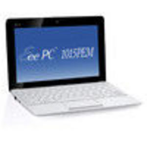 "Asus White 10.1"" Eee PC 1015PEM-MU17-WT Netbook PC with Intel N550 Dual Core Processor, Windows 7 St... (884840707981)"