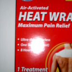 Family Care Air-Activated Heat Wrap