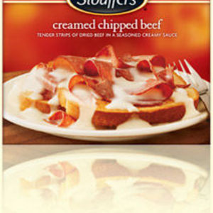 Stouffer's Creamed Chipped Beef