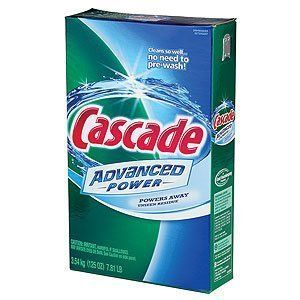 Cascade Advanced Power Dishwasher Powder