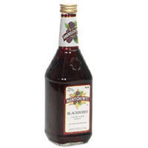 Manischewitz Blackberry Wine Kosher