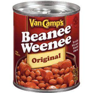 Van Camp's Beanee Weenee Original