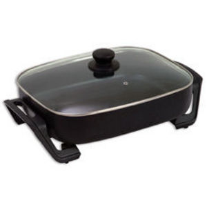 Cook Supreme Electric Skillet  12 X 15
