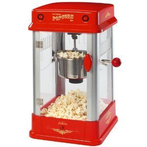 Sunbeam Theatre-Style Popcorn Maker