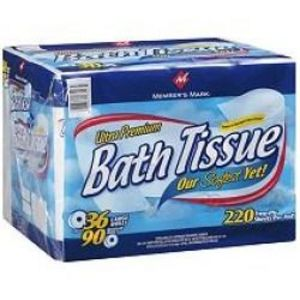 Member's Mark Bath Tissue